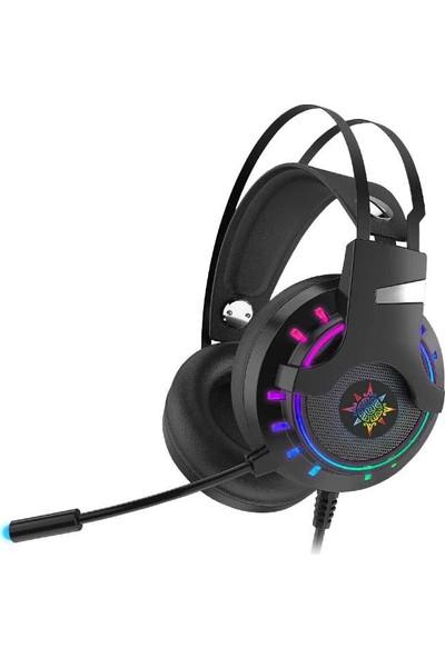 Inca IGK-X10 Lapetos Series 7.1surround Rgb Gaming Mikrofonlu Kulaklık