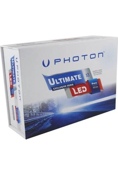Photon Ultimate Hb3 9005 3 Plus LED Headlight UL2325