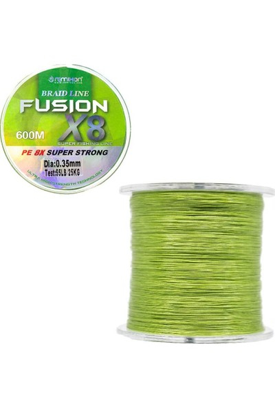 Remixon Fusion 600M X8 Green Ip Misina