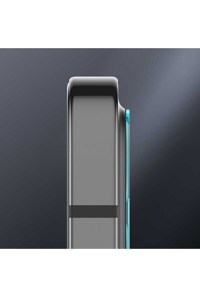 Gpack Apple iPhone 12 Pro Kamera Lens Koruyucu Cam Şeffaf