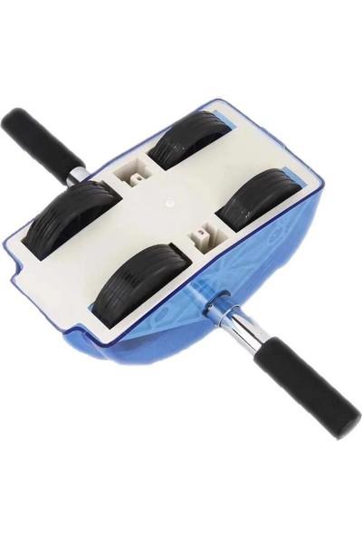 Leyaton Ab Slide Egzersiz Tekeri Roller Slide Karın Kas Aleti Sıkılaştırıcı Lyt-70