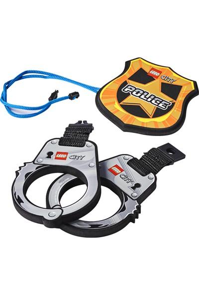 LEGO Iconic 854018 Polis Kelepçesi ve Rozeti