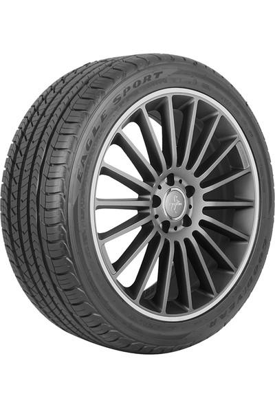 Goodyear 205/55 R17 95V Eagle Sport TZ XL FP Oto Yaz Lastiği ( Üretim Yılı: 2021 )