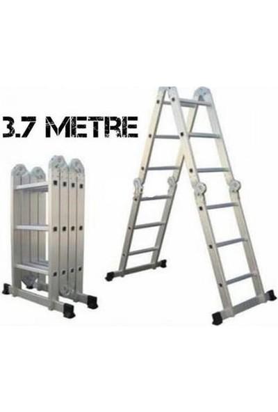beykon Akrobat Katlanabilir Merdiven 3,70 m