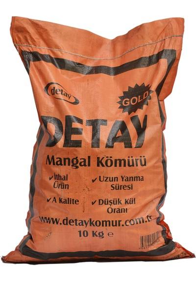 Detay Gold Mangal Kömürü Ithal Küba Marabu 10 kg