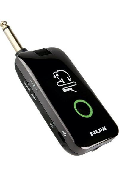 Nux Mıghty Plug Gitar Için Kulaklık Amfisi