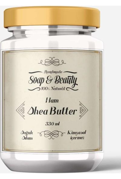 Shea Butter (Karite) - 330 ml - Ham - Soğuk Sıkım