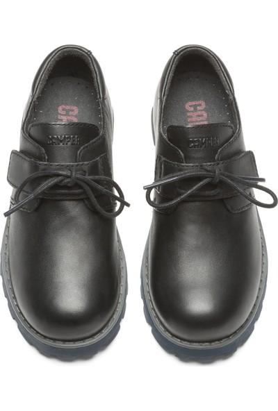 Camper Compas Kids Siyah Çocuk Ayakkabı