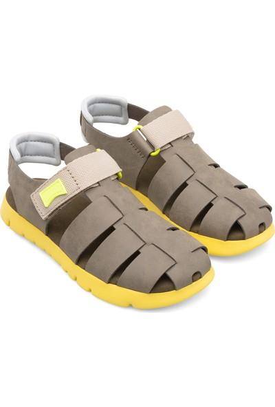 Camper Oruga Sandal Kids Renkli Çocuk Sandalet