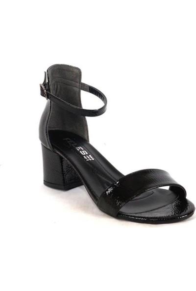 Ustalar Ayakkabı Çanta Siyah Kadın Topuklu Ayakkabı 319.701