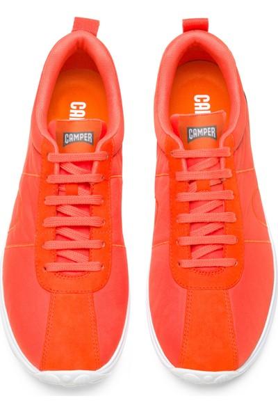 Camper Canica Turuncu Erkek Ayakkabı