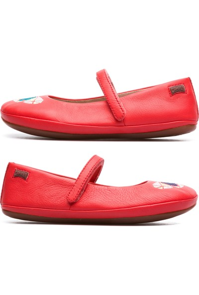 Camper Tws Kids Pembe Çocuk Ayakkabı