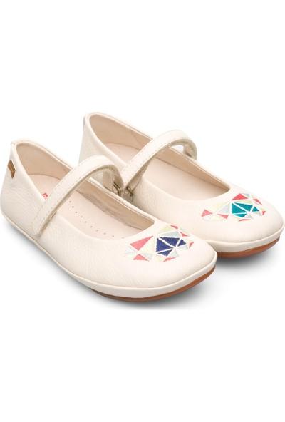 Camper Tws Kids Beyaz Çocuk Ayakkabı