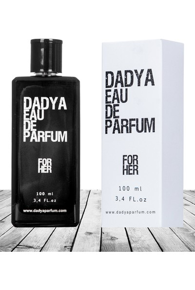Dadya Kadın Parfüm B-94 100 ml Edp