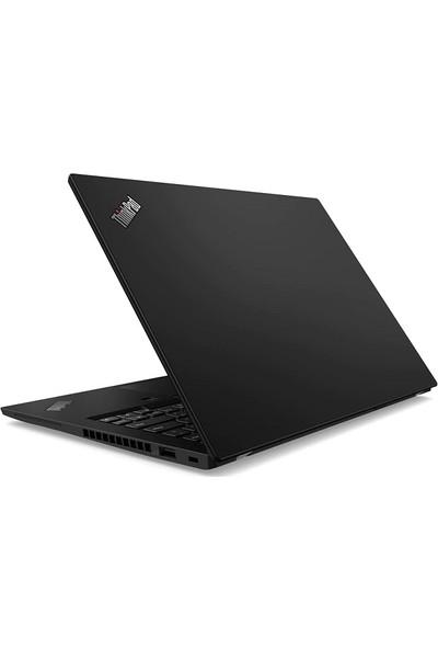 Lenovo ThinkPad X395 AMD Ryzen 7 Pro 3700U 16GB 512GB SSD Windows 10 Pro 13.3'' FHD Taşınabilir Bilgisayar 20NL000HTX