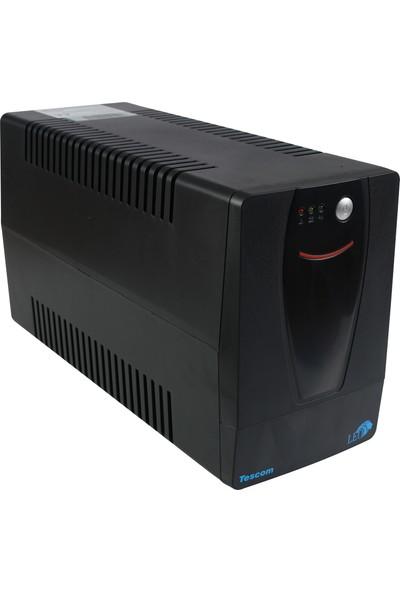 Tescom Leo 1000 Kesintisiz Güç Kaynağı Bilgisayar Güç Kaynağı Ups