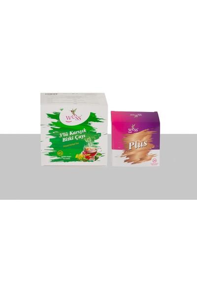 Wess 3'lü Çay+Plus