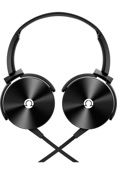 Preo My Sound MS09 Kulaküstü Kulaklık Siyah