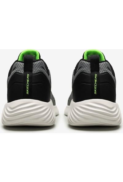 Skechers Bounder - Verkona 232004 Ccgy Erkek Gri Spor Ayakkabı
