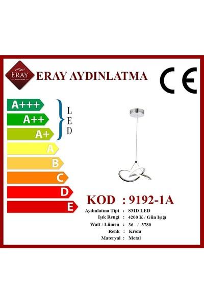 Eray Aydınlatma 9192-1A Powerled Tekli Avize
