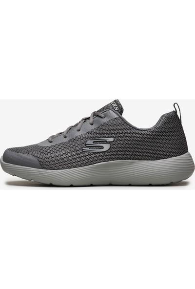 Skechers Dyna-Lite Erkek Gri Spor Ayakkabı 52531 Char