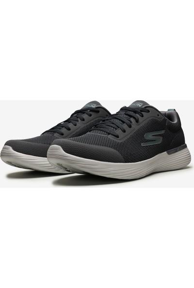 Skechers Go Run 400 V2 - Erkek Gri Koşu Ayakkabısı 220028 Char