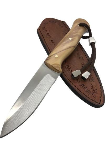 Akın Bıçak El Yapımı Bushcraft No:1 BB63