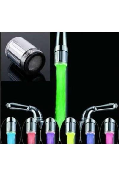 Cmt LED Işıklı Musluk Başlığı 3 Renk