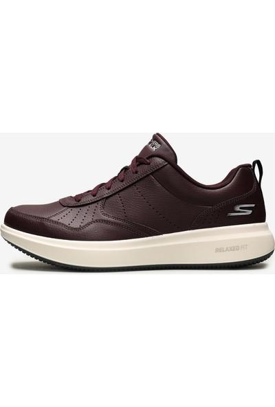 Skechers Go Walk Steady 216000 Burg Erkek Bordo Yürüyüş Ayakkabısı