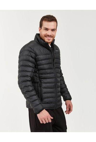 Skechers Outerwear M Lightweight Jacket Erkek Siyah Mont S202721-001