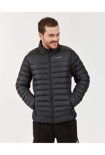 Skechers Outerwear M Lightweight Jacket Erkek Black Ceket S202721-001