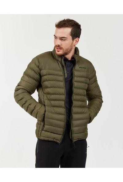 Skechers Outerwear M Lightweight Jacket Erkek Haki Mont S202721-801