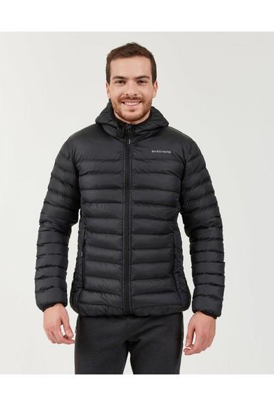 Skechers Outerwear M Padded Lightweight Jacket Erkek Black Ceket S202063-001
