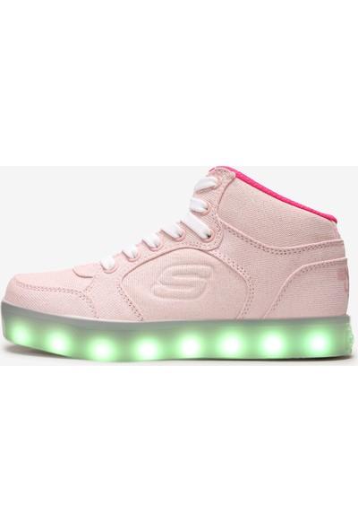Skechers Energy Lights-Limelightz Büyük Kız Çocuk Pembe Bot 10939L Dnpk