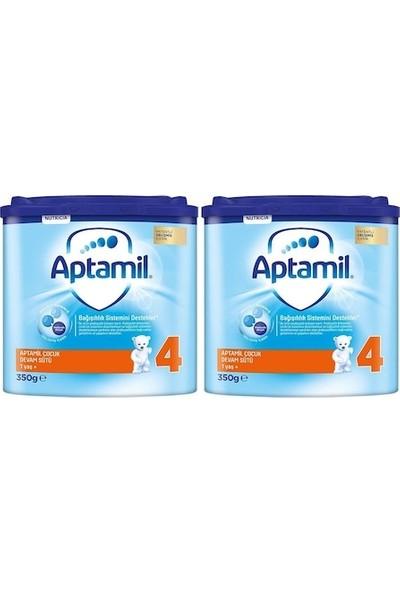 Aptamil Devam Sütü 350 gr No:4 2'li