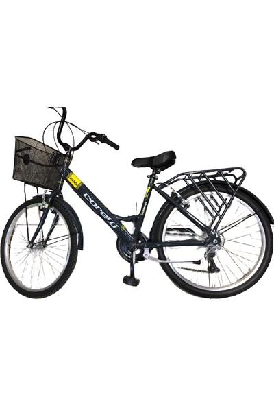 Corelli Squab 24 Jant Şehir Bisikleti Antrasit