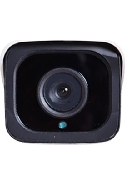 QROMAX PRO 3004 M4 5 Megapiksel SONY LENS 1080P Aptina Sensör 4 Array Ledli Metal Kasa Güvenlik Kamerası