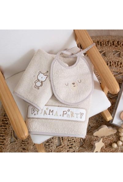 Funna Baby Pyjama 3'lü Banyo Seti