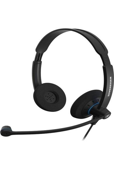 Sennheiser Sc 60 Ed Kablolu Mikrofonlu Hd Ofis Kulaklığı