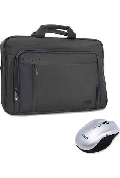 Addison 300458 18'' Bilgisayar Notebook Çantası Kablosuz Mouse