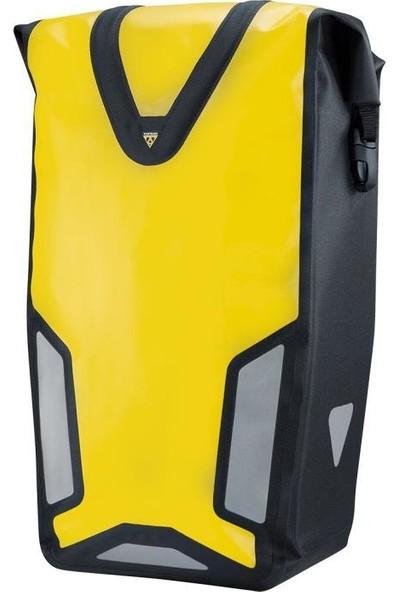 Topeak Pannier Dry Bag Dx Heybe Çanta Tekli Sarı / Siyah