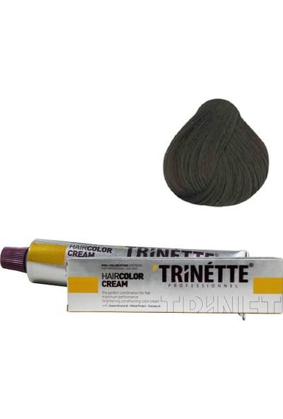 Trinette Tüp Boya 6.1 Yoğun Küllü Kumral 60 ml