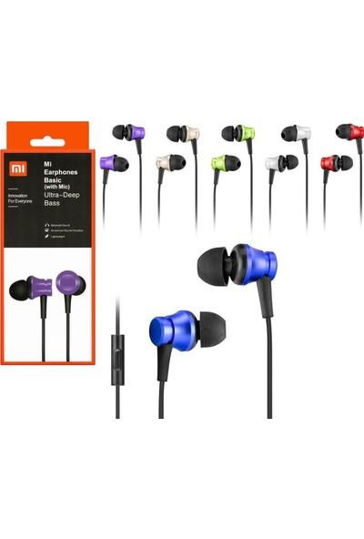 Xiaomi Mikrofonlu Kulak Içi Kulaklık Deep Bass