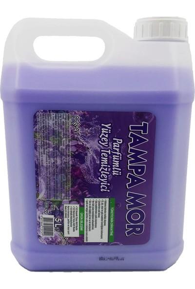 Esmen Tampa Mor- Parfümlü Yüzey Temizleyici 5 kg