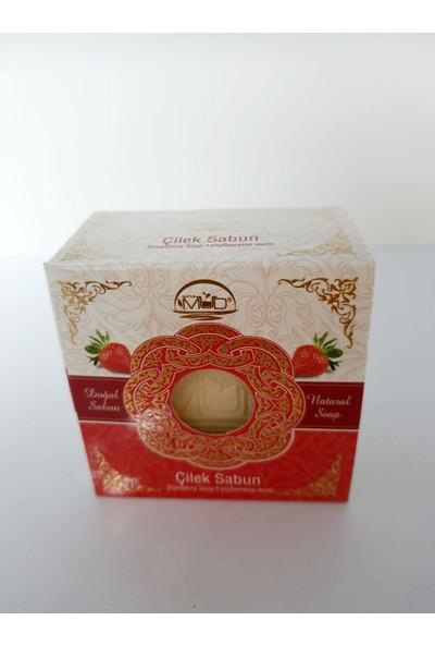 Naturmud Doğal Çilek Sabunu 150 gr