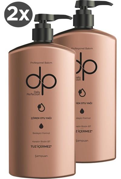 Dp Çörekotu Yağı Şampuan 800 ml 2'li Set