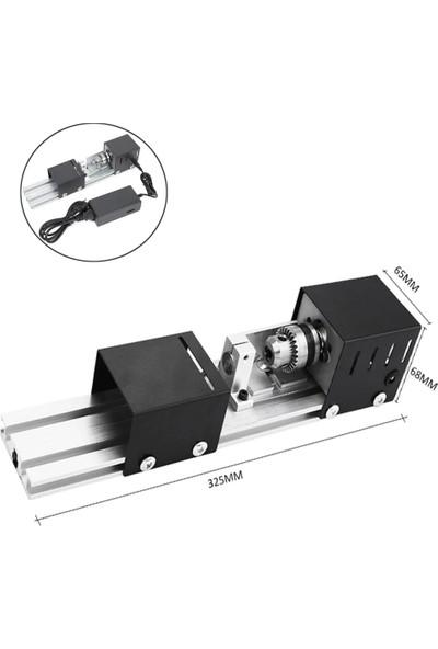 Valkyrie 100W Mini Ahşap Odun Işleme Torna Lathe Makinası