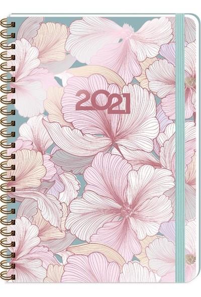 Keskin Color Eden 2021 Haftalık Ajanda