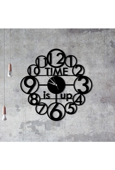 Liviqon Zaman Doldu - Time Is Up (Duvar Saati)