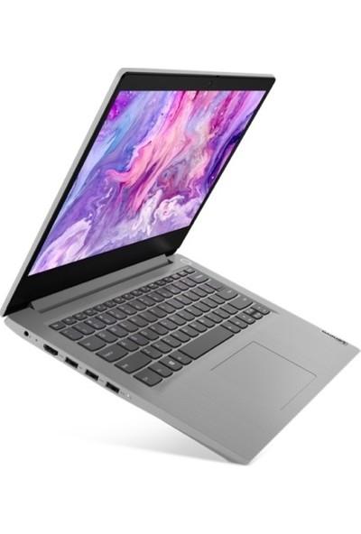 """Lenovo Ideapad 3 Amd Ryzen 3 3250U 4gb 256GB SSD Windows 10 Home 14"""" Taşınabilir Bilgisayar 81W00057TXA7"""